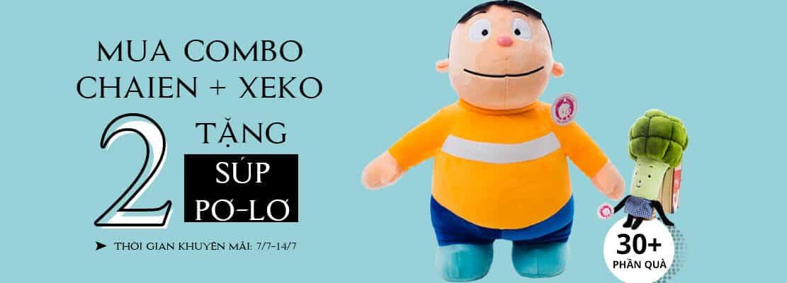banner khuyen mai mua chaien xeko tang sup lo