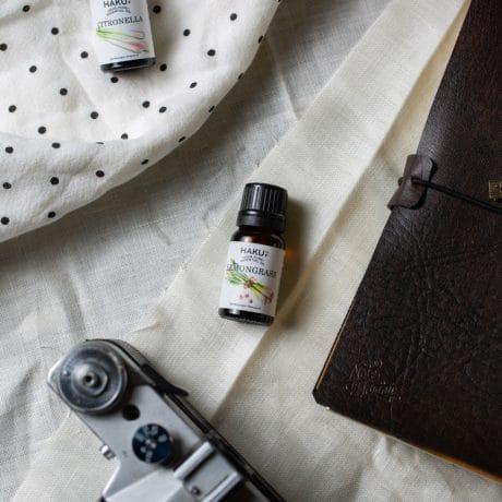 san pham tinh dau sa chanh lemongrass haku scent