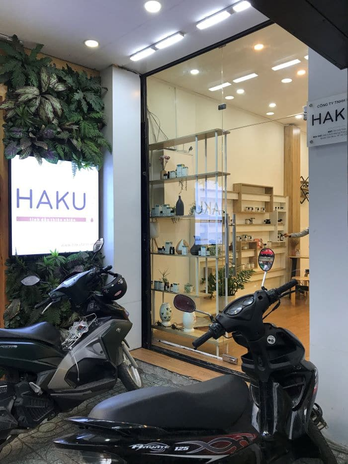 haku company limited
