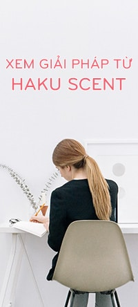 Dịch vụ Scent Marketing từ HAKU Scent
