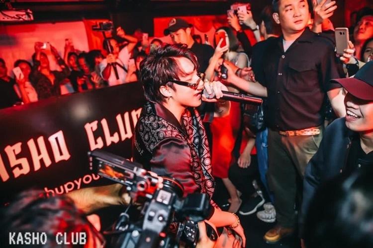 kasho club 7 4