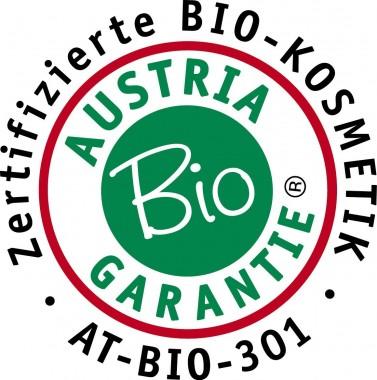 logo AARIA BIO GARANTIE 16