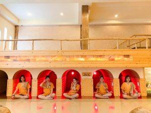 Golden Lotus Healing Spa World 2