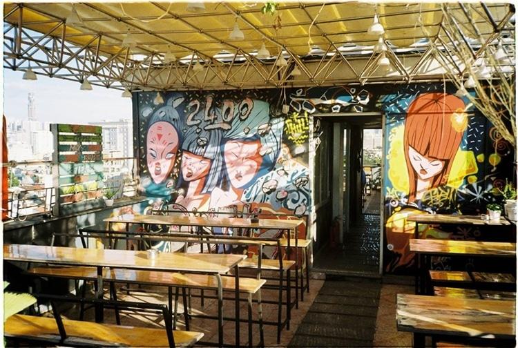 Mary Jane The Bar huong thom 4