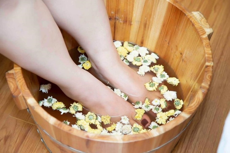 Zen Spa Foot and Body Massage 2