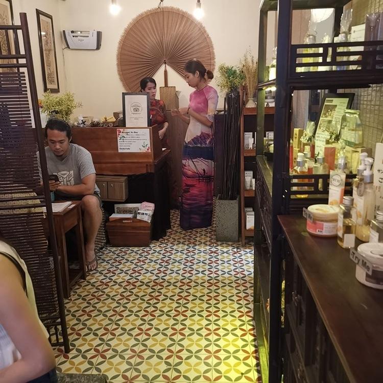 saigon heritage spa massage club 7