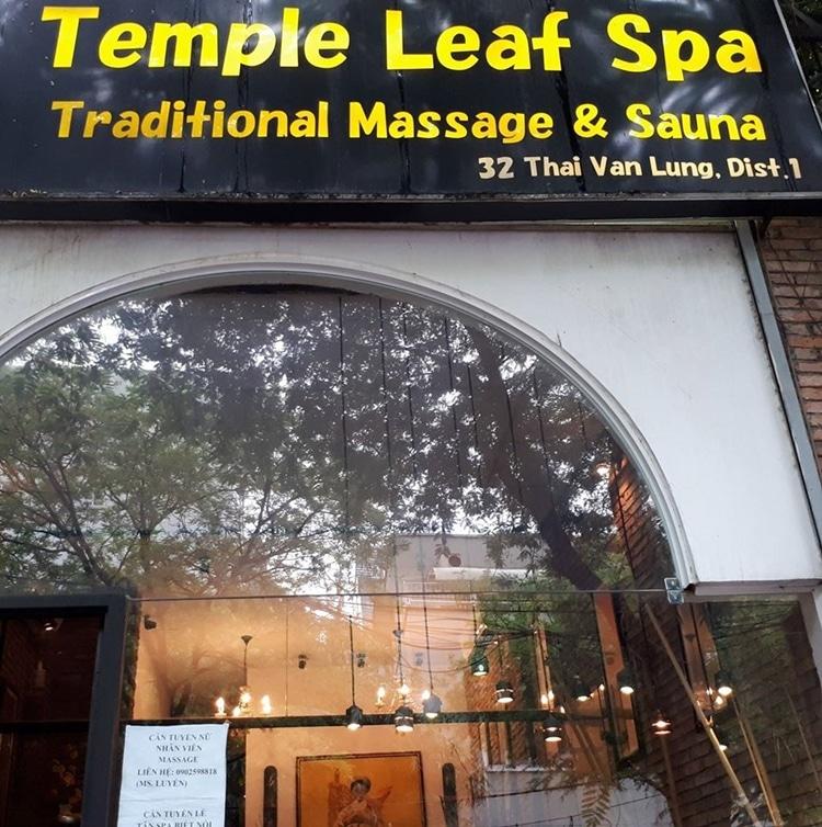 temple leaf spa and sauna 1